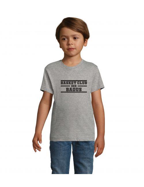 Tee-shirt enfant BAOUS BASKET