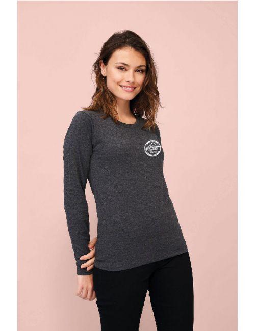 Tee-shirt-ML BAOUS BASKET
