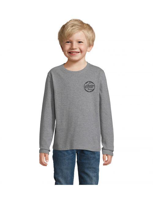 Tee-shirt ML enfant BAOUS BASKET